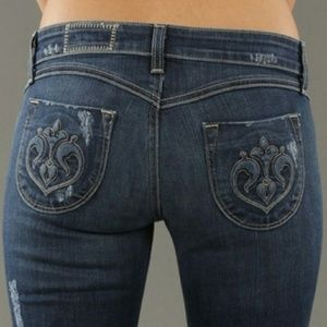 SIWY Skinny Jeans Hannah Hollister Small